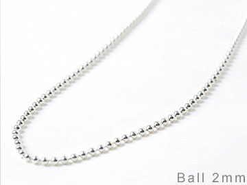 BALL CHAIN 2mm