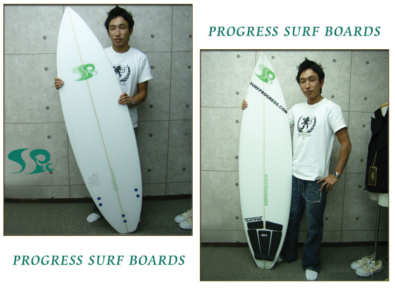PROGRESS SURF BOARD [progress-surfboard-00004]