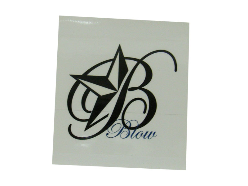 BLOW STAR STICKER [blow-star-st]